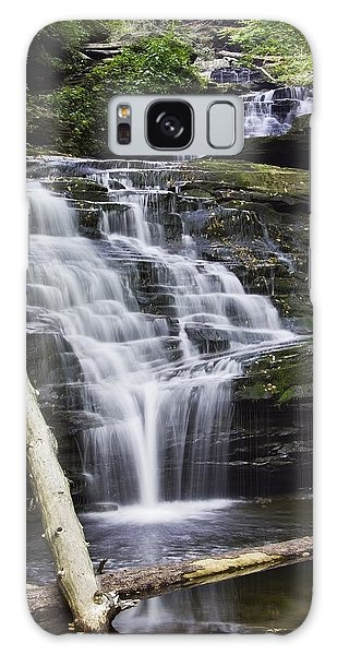 Mohican Falls Galaxy Case