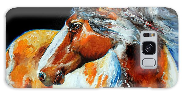 Mohican The Indian War Pony Galaxy Case