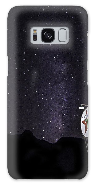 Galaxy Case featuring the photograph Mojave Milky Way 3 by James Sage