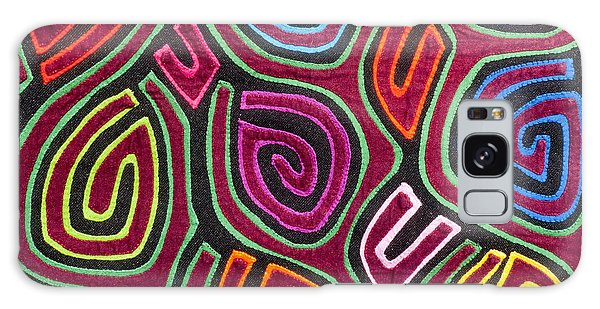 Galaxy Case featuring the photograph Mola Art by Heiko Koehrer-Wagner