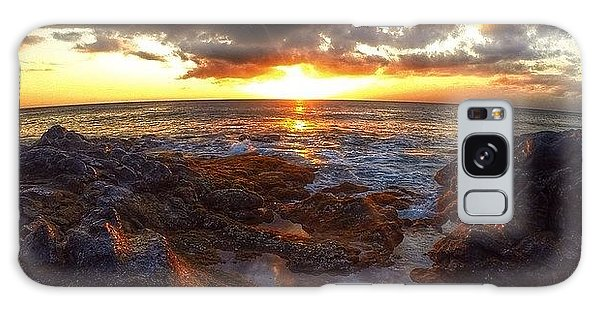 Follow Galaxy Case - Molokai Sunset by Brian Governale