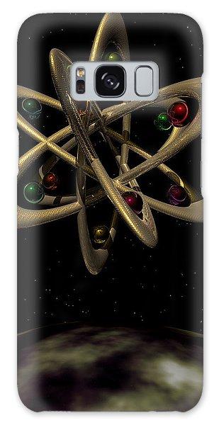 Momentary Sputnik 1  Galaxy Case
