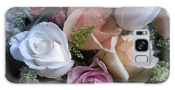 Moms Birthday Roses Galaxy Case