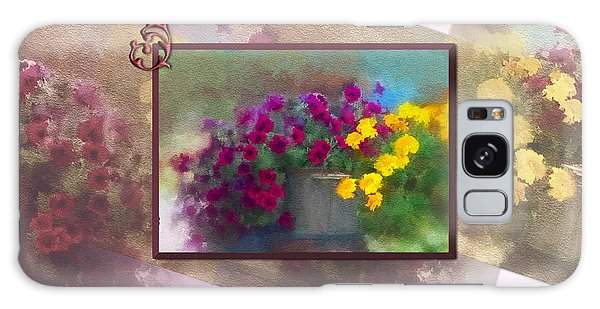 Moms Garden Art Galaxy Case