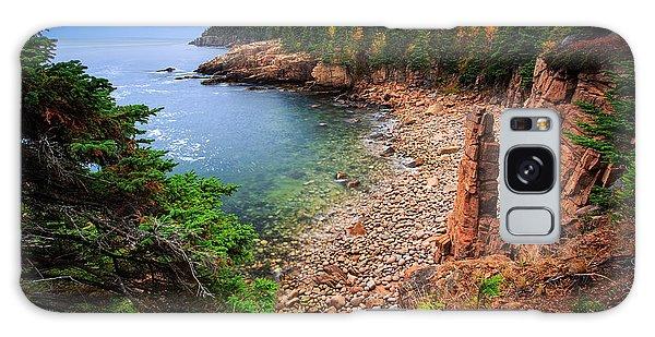 Otter Rock Galaxy Case - Momument Cove by Emmanuel Panagiotakis