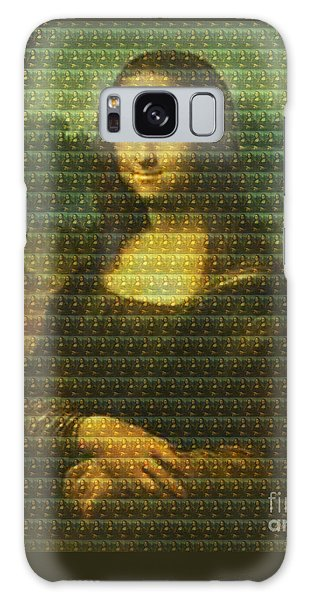 Mona Mosaic Galaxy Case