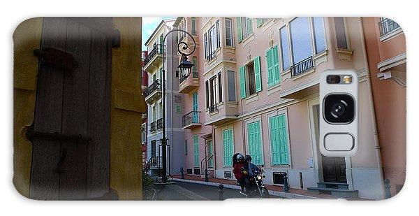 Monaco Alley Galaxy Case