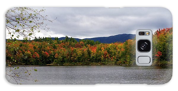 Monadnock In Fall View 4 Galaxy Case