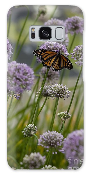 Monarch And Chives Galaxy Case