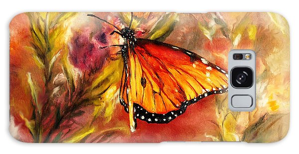Monarch Beauty Galaxy Case by Karen Kennedy Chatham