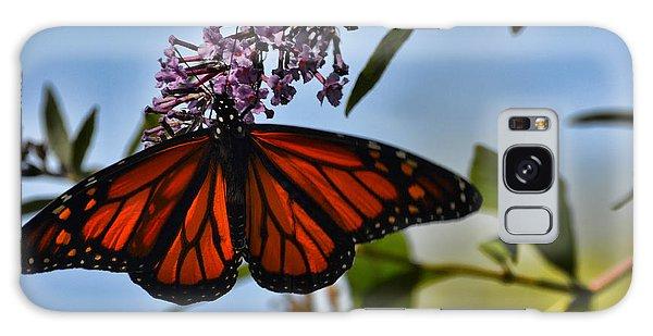 Monarch Butterfly #1 Galaxy Case