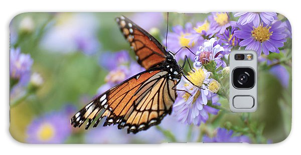 Monarch Butterfly 3 Galaxy Case