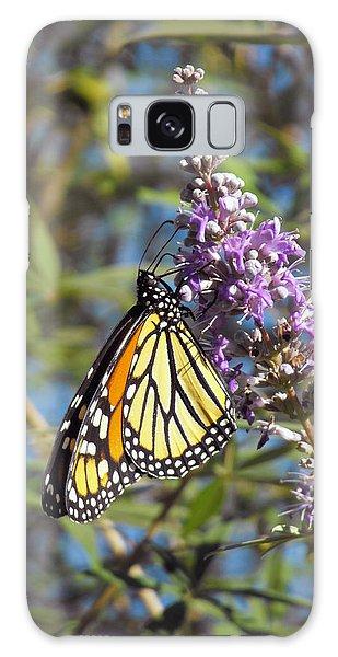 Monarch On Vitex Galaxy Case