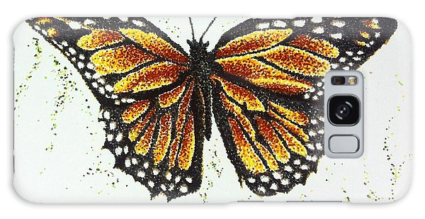 Monarchs - Butterfly Galaxy Case by Katharina Filus