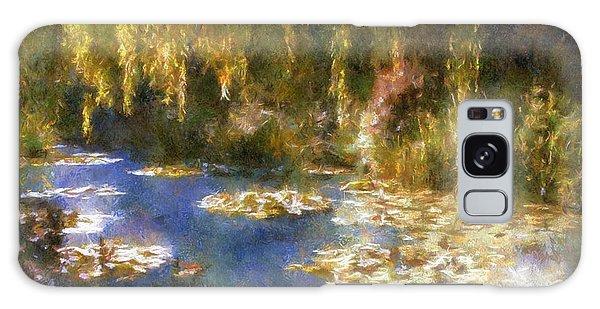 Monet After Midnight Galaxy Case