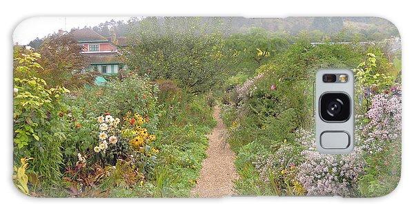Monet's Garden 5 Galaxy Case by Ellen Meakin