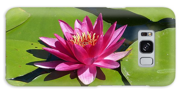 Monet's Waterlily Galaxy Case