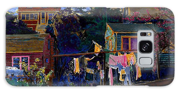 Monhegan Laundry Galaxy Case