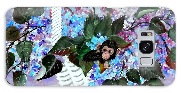 Monkey Busines Galaxy Case by Fram Cama