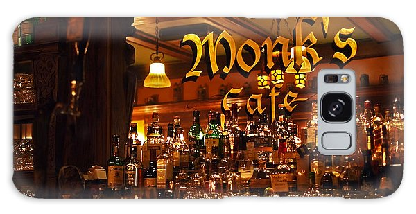 Monks Cafe Galaxy Case