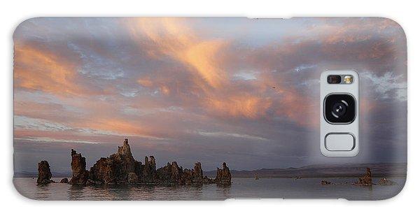 Mono Lake At Sunset Galaxy Case