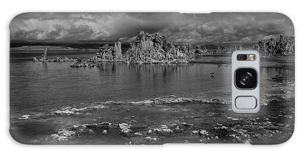 Mono Lake Tufa Galaxy Case
