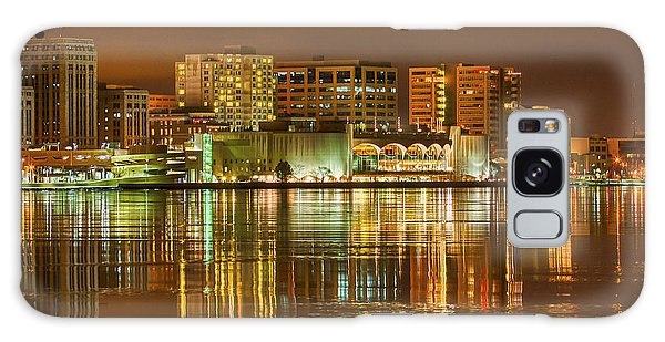 Monona Terrace Madison Wisconsin Galaxy Case