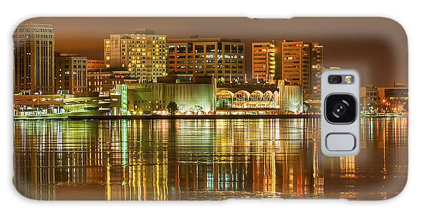 Monona Terrace Madison Wisconsin Galaxy Case by Steven Ralser