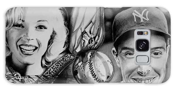 Monroe And Dimaggio Galaxy Case