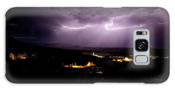 Monsoon Horizontal Lightning Galaxy Case