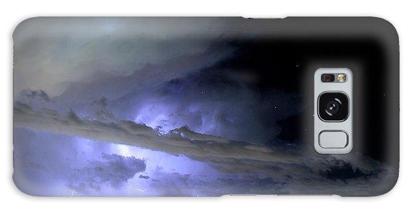 Monsoon Lightning Galaxy Case