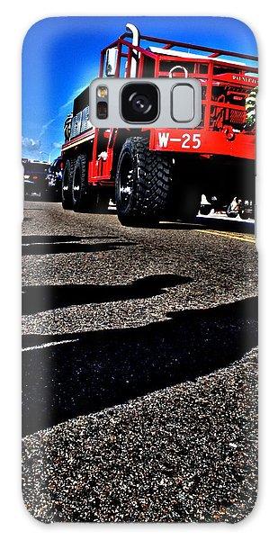 Monster Truck Galaxy Case