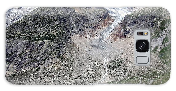 Buy Art Online Galaxy Case - Mont Blanc by Alexandros Daskalakis
