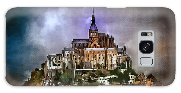 Mont Saint Michel   Galaxy Case