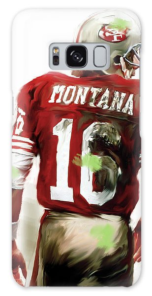 Montana II  Joe Montana Galaxy Case