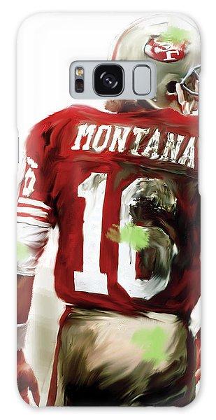 Montana II  Joe Montana Galaxy Case