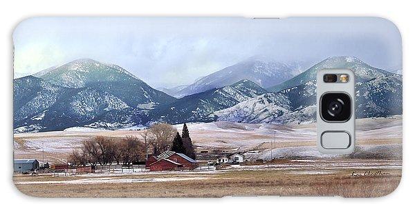 Montana Ranch - 1 Galaxy Case