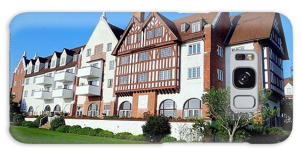 Montauk Manor Galaxy Case by Ed Weidman