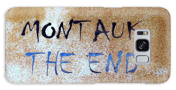 Montauk-the End Galaxy Case