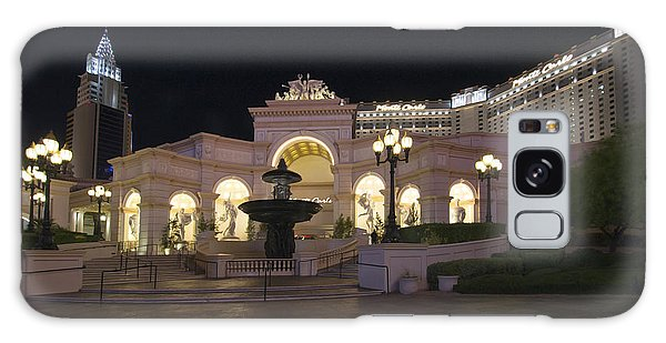 Monte Carlo Resort - Las Vegas Galaxy Case