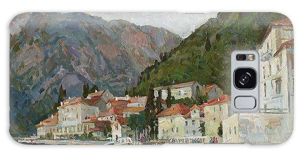 Montenegrin Venice Galaxy Case