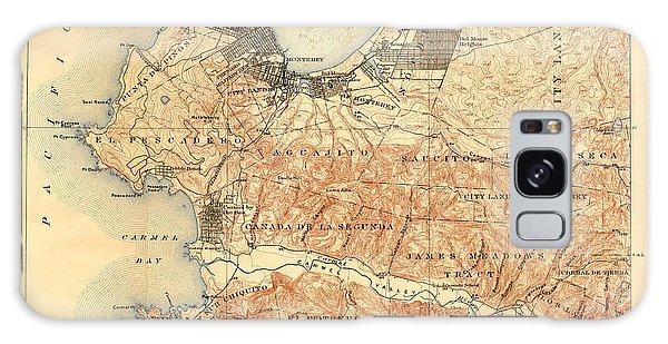 Monterey And Carmel Valley  Monterey Peninsula California  1912 Galaxy Case