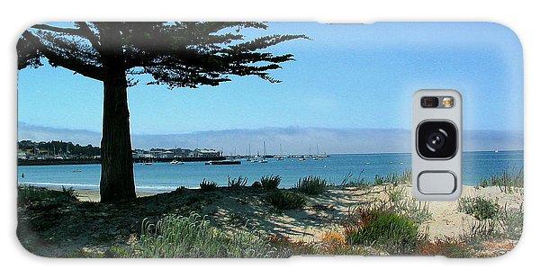Monterey Dunes Galaxy Case