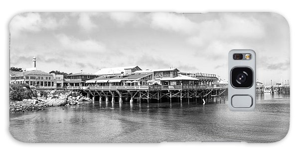 Galaxy Case featuring the photograph Monterey Old Fisherman's Wharf by Priya Ghose