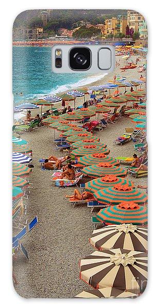 Monterosso Beach Galaxy Case