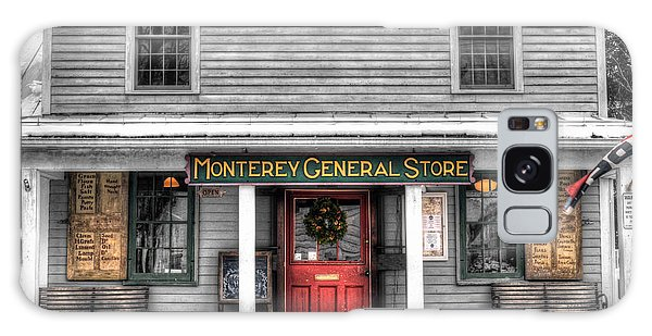 Montery General Store - Selective Color Version Galaxy Case