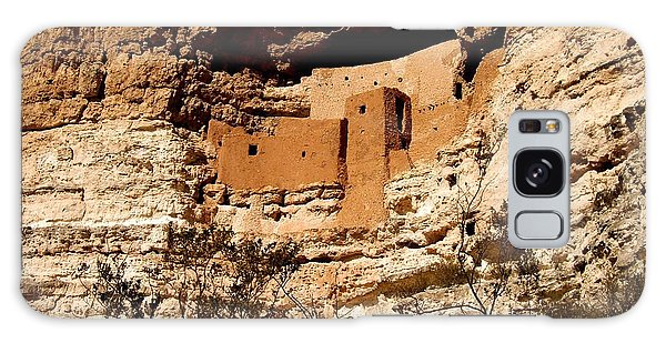 Montezuma's Castle Galaxy Case