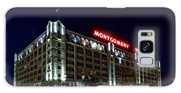 Montgomery Plaza Fort Worth Galaxy Case