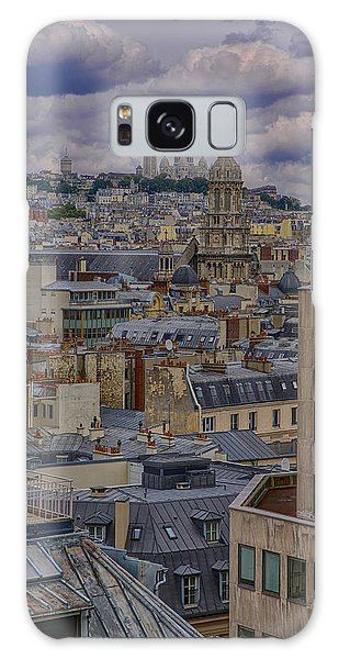 Montmartre Galaxy Case by Gary Hall
