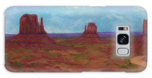Monument Valley Galaxy Case
